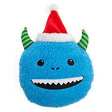 Pet Holiday™ Yeti Dog Toy - Plush, Squeaker