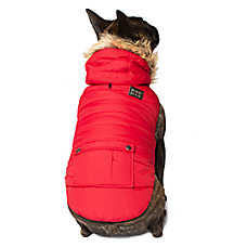 North Fetch Cocoon Dog Parka