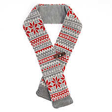 Top Paw® Holiday Knitted Pet Scarf