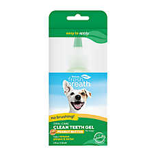 TropiClean® Fresh Breath® Clean Teeth Oral Care Gel