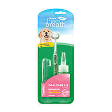TropiClean® Fresh Breath® Puppy Oral Care Kit