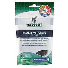 Vet's Best® Multi-Vitamin Soft Dog Chews