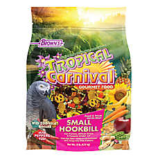 Brown's® Tropical Carnival® Hookbill Bird Food