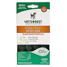 Vet's Best® Dog Flea & Tick Spot-On