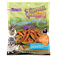 Brown's® Tropical Carnival® Natural Sweet Potato Yummies Treat