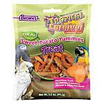 Brown's® Tropical Carnival® Natural Sweet Potato Yummies Treat