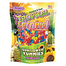 Brown's® Tropical Carnival® Sunflower Yummies Treat