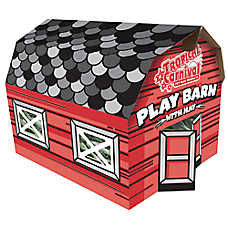 Brown's® Tropical Carnival® Play Barn with Timothy Hay