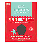 Bocce's Bakery Peppermint Latte Dog Treat - Natural, Mint, Carob & Coconut