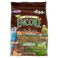 Brown's® Encore® Classic Natural Parakeet Food