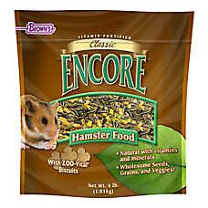 Brown's® Encore® Classic Natural Hamster Food