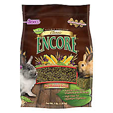 Brown's® Encore® Classic Natural Rabbit Food