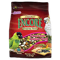 Brown's® Encore® Foraging Feast Parrot Food