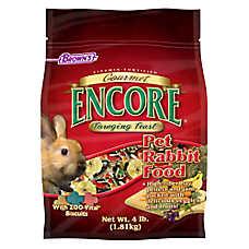 Brown's® Encore® Gourmet Foraging Feast Pet Rabbit Food