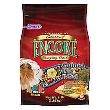 Brown's® Encore® Foraging Feast Guinea Pigs Food