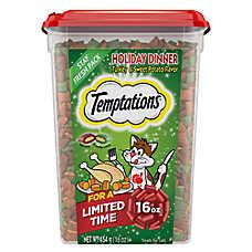 Temptations™ Holiday Dinner Cat Treat - Turkey & Sweet Potato