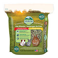 buy 1, get 2nd 50% off Oxbow® hay, 40 oz. bag