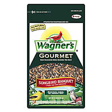 Wagner's Songbird Banquet Wild Bird Food
