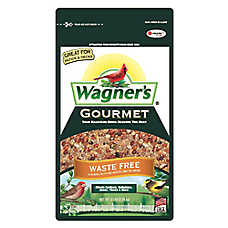 Wagner's Waste Free Gourmet Wild Bird Food