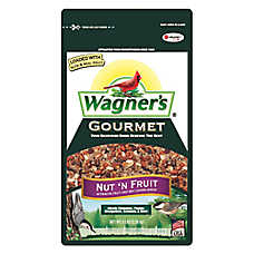 Wagner's Nut 'N Fruit Gourmet Wild Bird Food