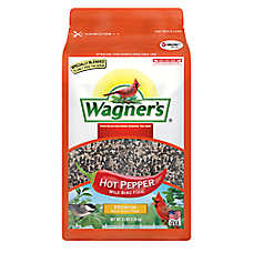Wagner's Hot Pepper Wild Bird Food