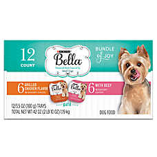 Purina® Bella Small Dog Food - Variety Pack, 12ct