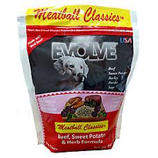 Evolve® Meatball Dog Treat - Beef, Sweet Potato & Herb