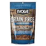 Evolve® Grain Free Dog Treat - Chicken, Sweet Potato & Blueberry