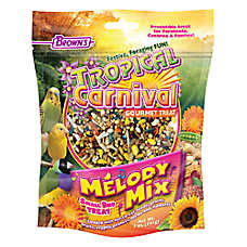 Brown's® Tropical Carnival® Melody Mix Small Bird Treats