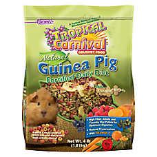 Brown's® Tropical Carnival® Natural Pet Guinea Pig Food