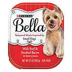 Purina® Bella Small Dog Food - Beef & Smoked Bacon