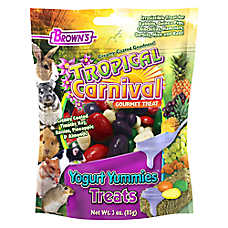 Brown's® Tropical Carnival® Yogurt Yummies Treats