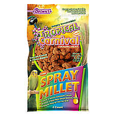 Brown's® Tropical Carnival® Spray Millet
