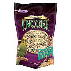 Brown's® Encore® Premium Parakeet Food
