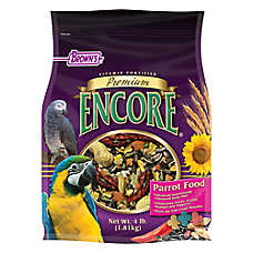 Brown's® Encore® Premium Parrot Food