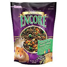 Brown's® Encore® Premium Hamster & Gerbil Food