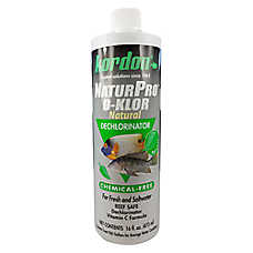 Kordon® NaturePro D-Klor Aquarium Water Conditioner