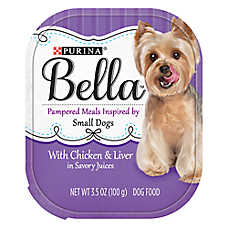 Purina® Bella Small Dog Food - Chicken & Liver