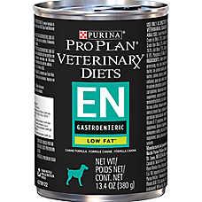Purina® Pro Plan® Veterinary Diets EN Gastroenteric Low Fat Dog Food