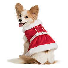 Pet Holiday™ Mrs. Claus Dog Costume
