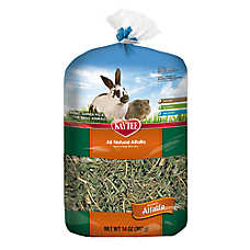 KAYTEE® All Natural Alfalfa Hay Mini Bale