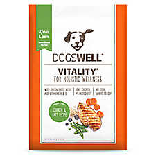 DOGSWELL® Vitality Dog Food - Chicken & Oats