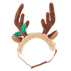 Pet Holiday™ Reindeer Pet Antlers