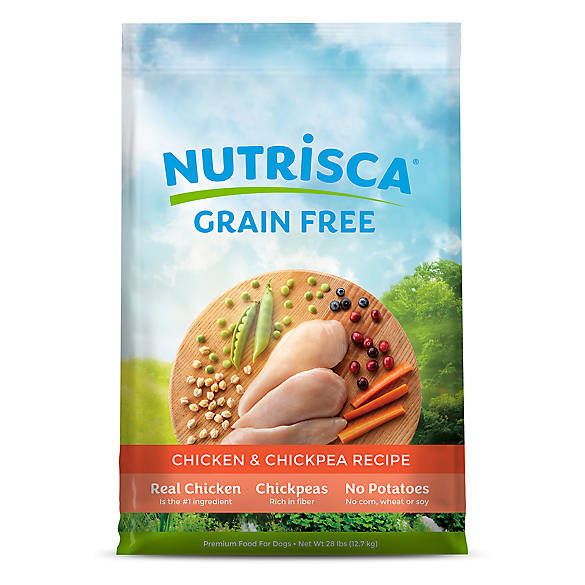 Dogswell Nutrisca Chicken And Chickpea Dog Food