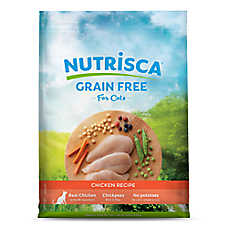 DOGSWELL® Nutrisca Cat Food - Grain Free, Chicken