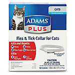 Adams™ Plus Cat & Kitten Flea & Tick Collar