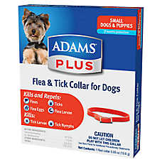 Adams™ Plus Dog Flea & Tick Collar