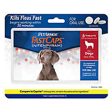PetArmor® FastCaps® Flea Treatment for Dogs Over 25 lbs - 6 Count