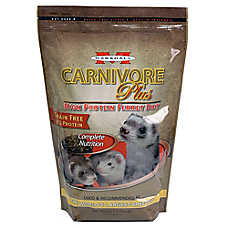 Marshall Carnivore Plus High Diet Ferret Food