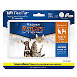 PetArmor® Fast Caps® 2-25lbs Dog & Cat Flea & Tick Treatment